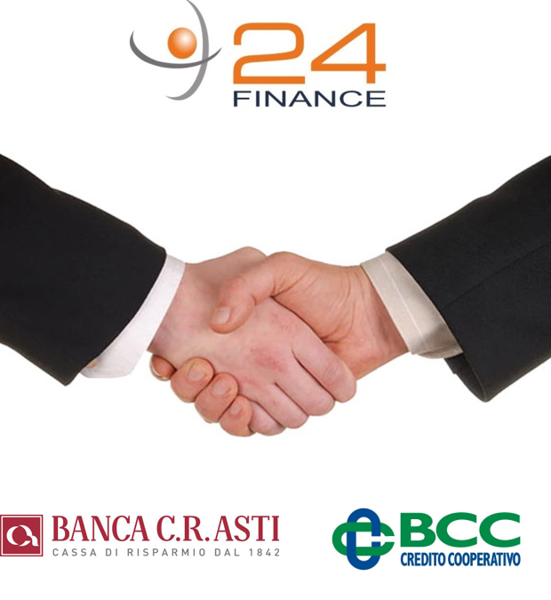 Mutui, 24Finance amplia portfolio banche partner